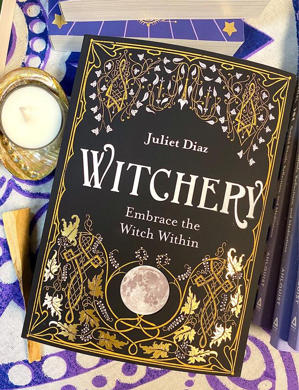 Witchery, by Juliet Diaz