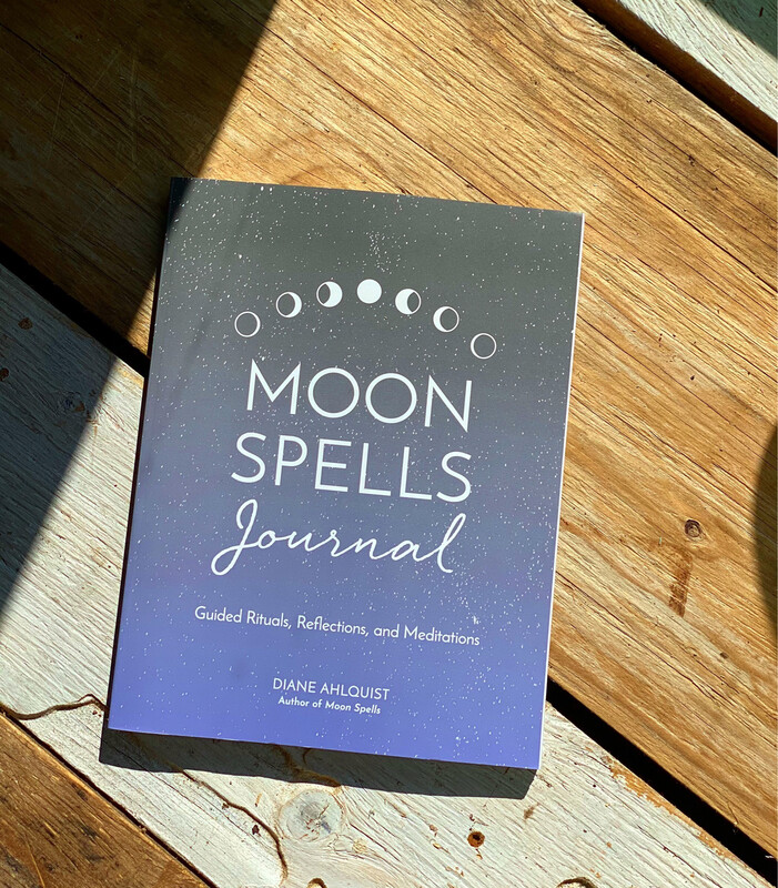 Moon Spells Journal, by Diane Ahlquist