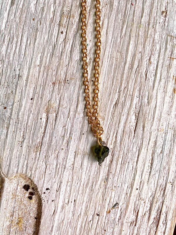 Moldavite ~ Stone Of Change ~
