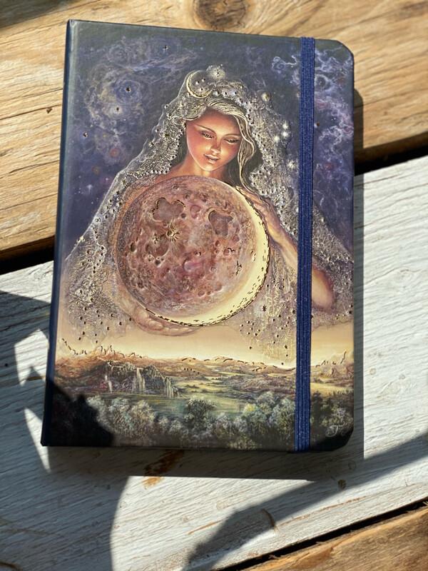 Blank Moon Journal