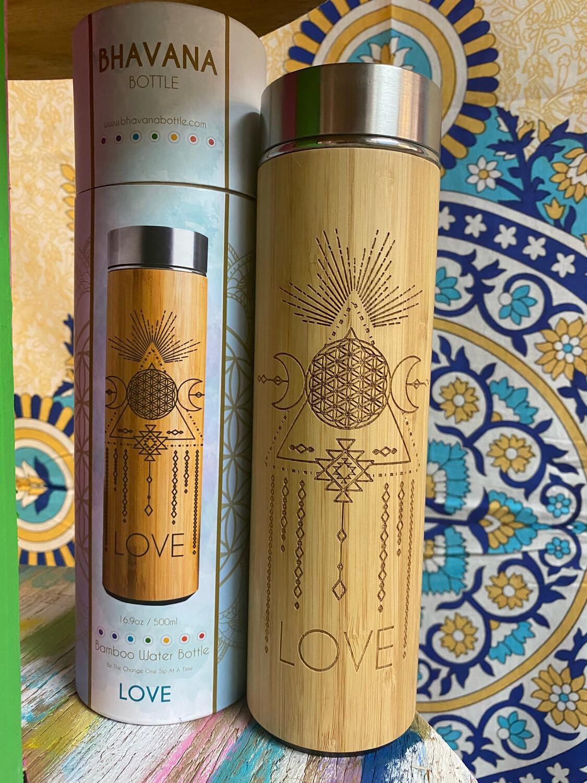 Bhavana Bamboo Infuser Bottles