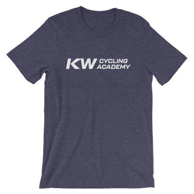 KW Cycling Academy Traditional Short-Sleeve Unisex T-Shirt