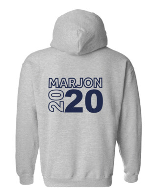 Sports Grey Graduation Hoodie 2020