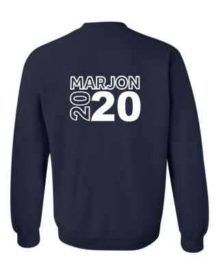 Navy Graduation Sweatshirt