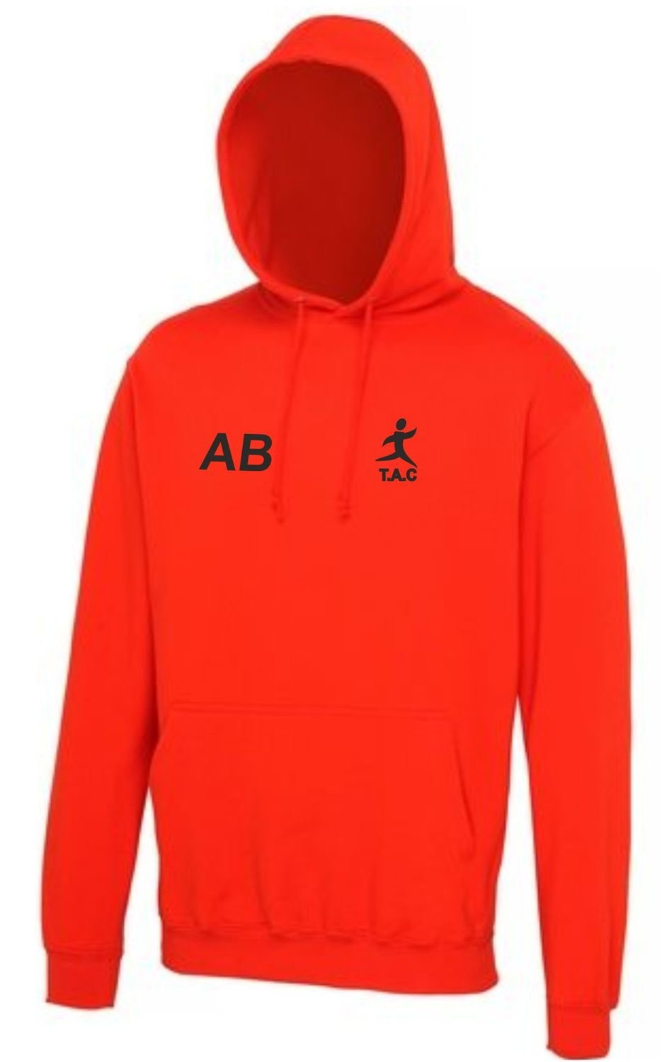 Junior Red Club Hoodie