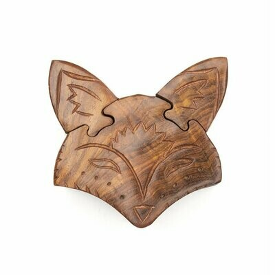 Fox Puzzle Box - Matr Boomie (B)