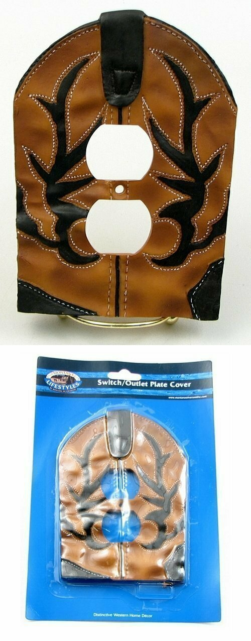 Montana silversmith Switch/Outlet Plate Cover