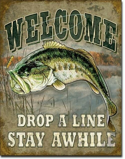 Welcome Bass Fishing