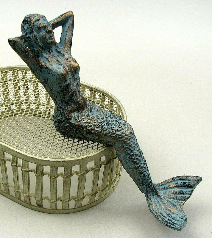 Small Mermaids Set of 2