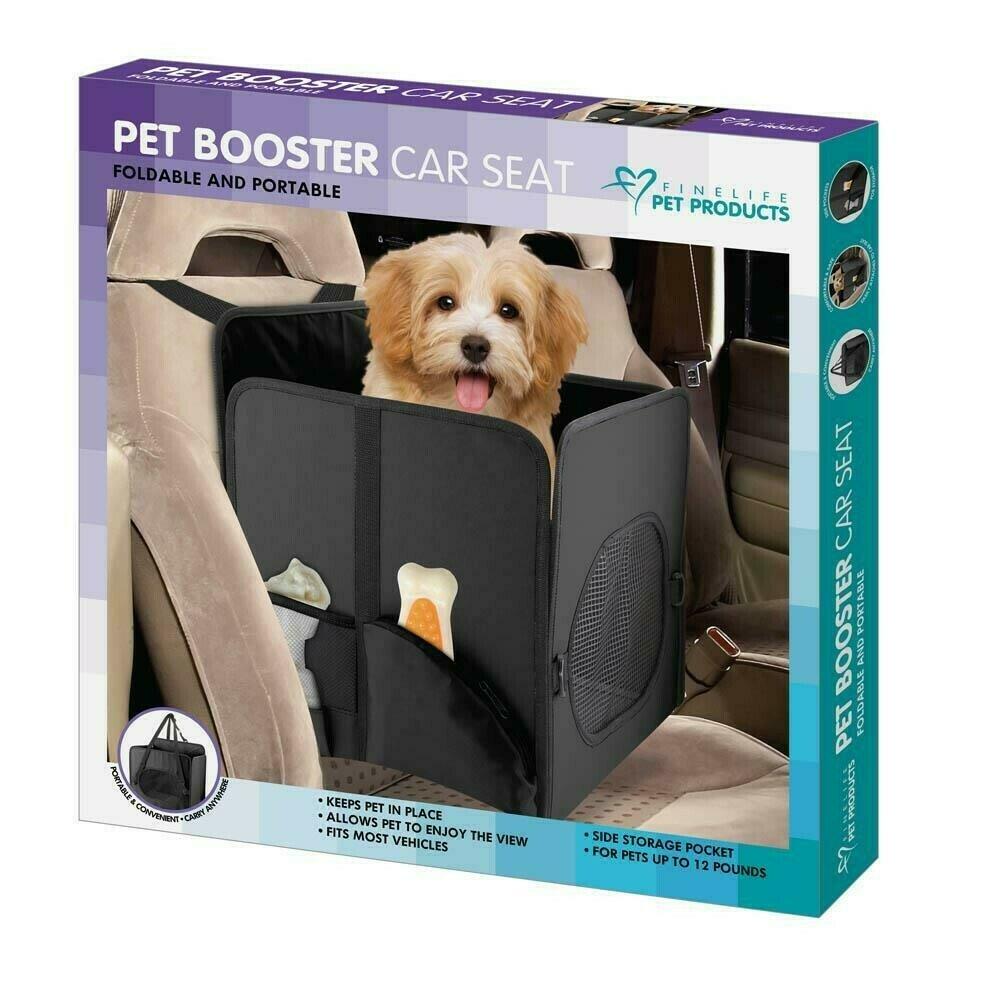 PET BOOSTER CAR SEAT