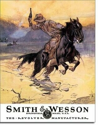 Smith & Wesson - Hostiles