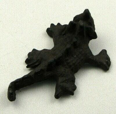 Horned Lizard Set of 6