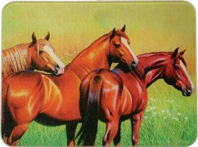 Horses Cutting Board/Hot Pad