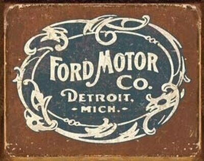 Ford Historic Logo