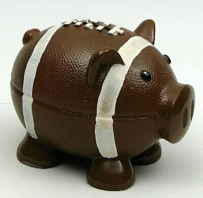 Pig Football Bank