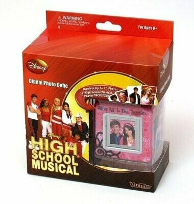 Disney High School Musical Digital Photo Cube