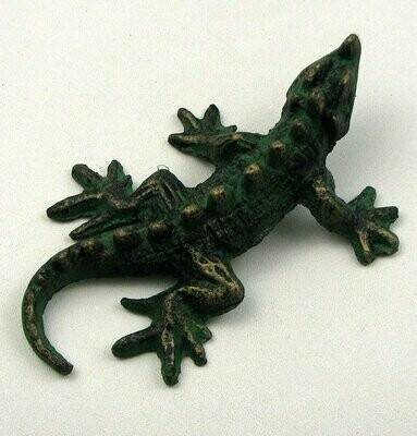 Green Lizards Set of 6