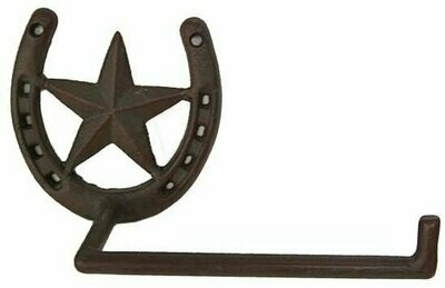 Metal Star Toilet Paper Holder