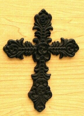 Small Cast Iron Cross