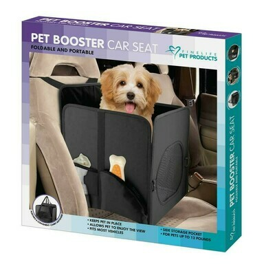 PET BOOSTER CAR SEAT