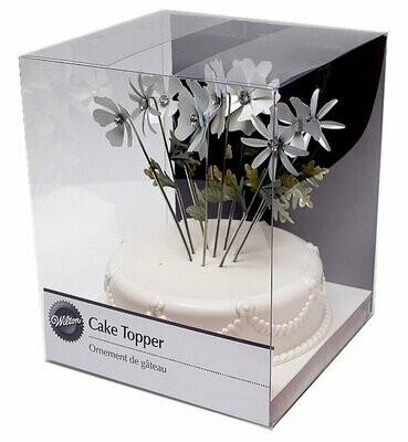 Wilton Flower Pick Cake Topper