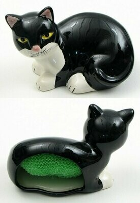 Cat Scrubber Holder