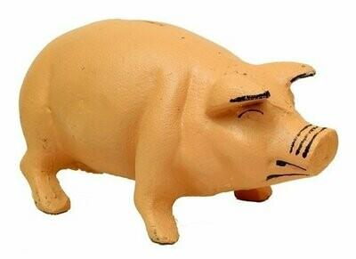 Cast Iron Pig Bank Iron