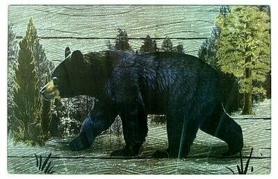 Bear Cutting Board/Hot Pad
