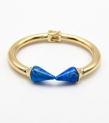 Fashion Hinge Bangle Bracelet
