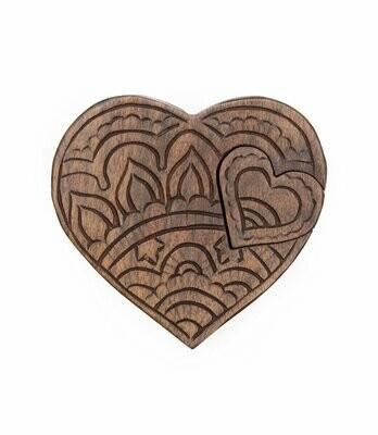 Hearts Are One Puzzle Box - Matr Boomie