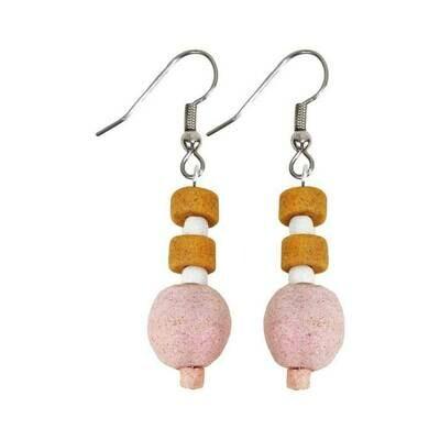 Kalahari Earrings - Rainbow - Global Mamas (Jewelry)