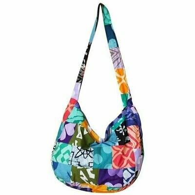 Globe Trotter Bag Patchwork - Global Mamas (P)