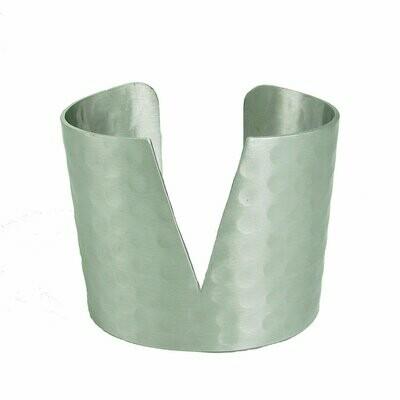 Triangular Cuff - silver - WorldFinds