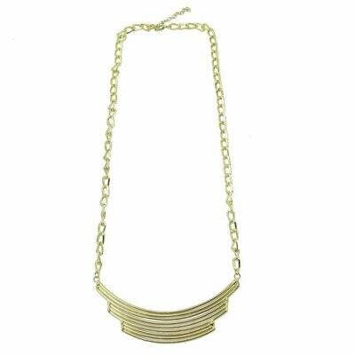 Deco Arc Necklace - WorldFinds