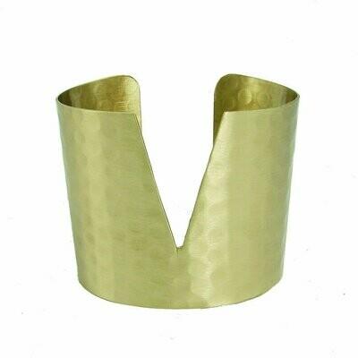 Triangular Cuff - Gold - WorldFinds