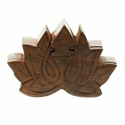 Lotus Puzzle Box - Matr Boomie (B)