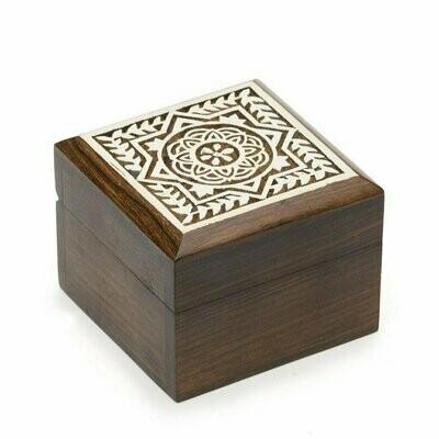 Aashiyana Wood Box - Blossom - Matr Boomie (B)