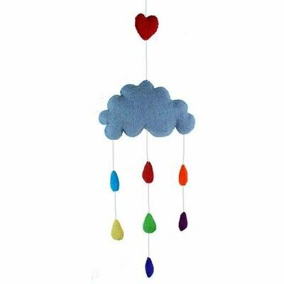 Raincloud Mobile - Global Groove