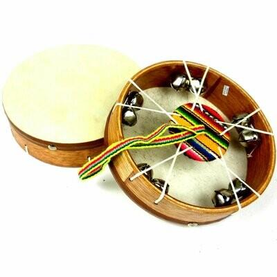 Junior Jingle Frame Drum - Jamtown World Instruments