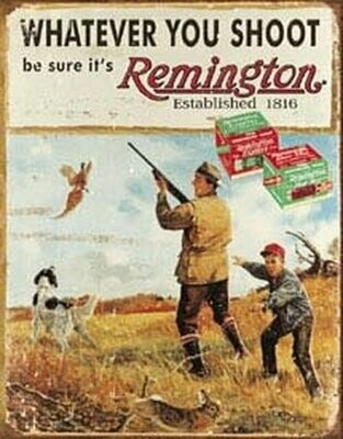 REM - Whatever You Shoot