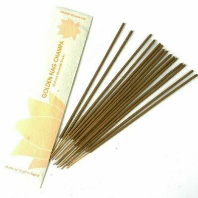 Stick Incense, Golden Nag Champa -