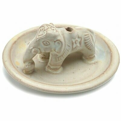 Incense Burner Elephant - Tibet Collection