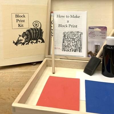 Block Print Kit