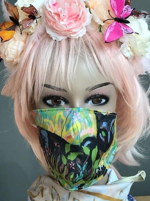 WAMA Contour Face Mask