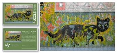 Little Room Evening Cat 300pc Puzzle