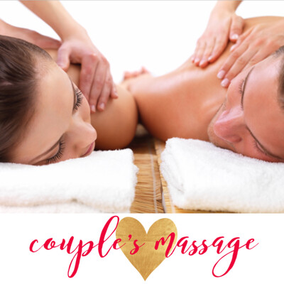 90 Minutes Couple Session-  Swedish Massage With Aromatherapy, Aroma Scalp Massage And Hot Towel Foot Treatment