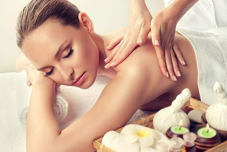 90 Minute Session Swedish Massage with Aromatherapy and Aroma Scalp Massage