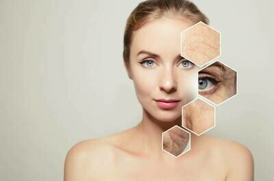 Anti-Aging Elastine Wrinkles Facial 60 Minutes