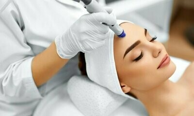 60 Minutes Hydrodermabrasion Facial with 5 Free Sheet Masks