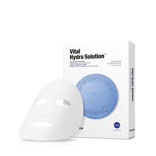 5 Packs - Dr. Jart+ Dermask Water Jet Vital Hydra Solution